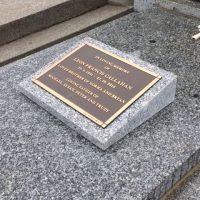 Bronze Plaque Memorials